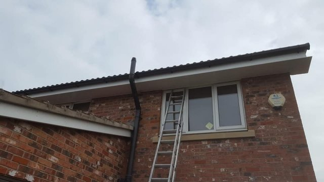 Guttering, Fascias and Soffits